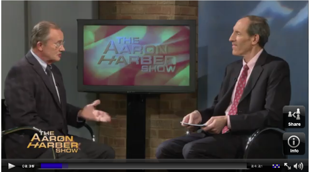 Colorado Green Party nominee for governor, Harry Hempy, interviewed by Aaron Harber