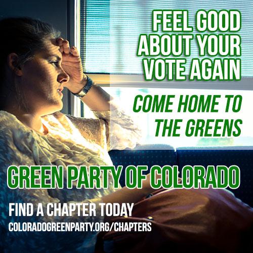 Denver Teacher Strike: Denver Green Party