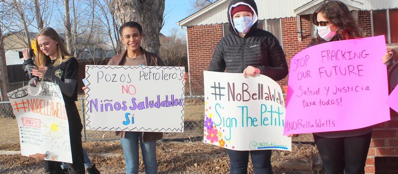 Denver Green Party: We deserve a total fracking ban, not just 2500 ft setback